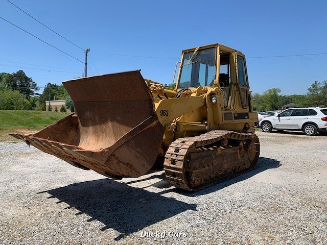1992 Caterpillar 963 CATERPILLAR 963 Crawler Loaders
